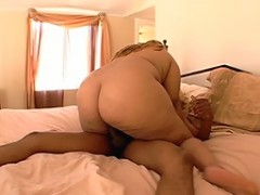 hot slut gets her juicy big black ass fucked