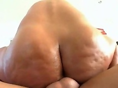So cum watch this porn goddess deep throat some cock and then take it up her ass!